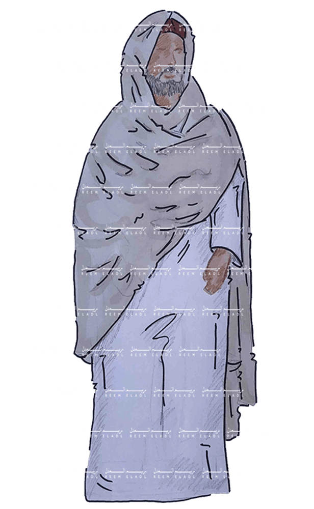 sheikh yehya (ahmed kamal)